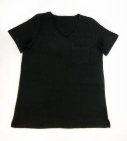 Dámské tričko černé